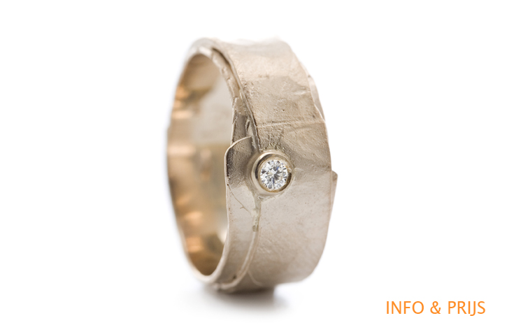 Fabulous Verlovingsringen en ringen in goud | Wim Meeussen Goudsmid Antwerpen @HJ05