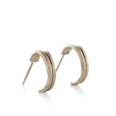 Creoles earrings - Wim Meeussen Antwerp