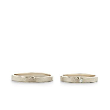 Fine wedding rings - Wim Meeussen Antwerp
